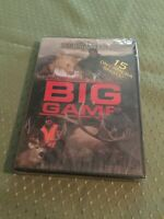Buckmasters - Big Game: Volume 2 (DVD, 2008)  FACTORY SEALED