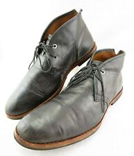 Timberland Boot Company Wodehouse Black Leather Chukka Ankle Boots Men's 10