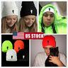 Billie Eilish Beanie Stickman 2020 Women Men Knit Cap Hat 4 Colors Unisex US NEW