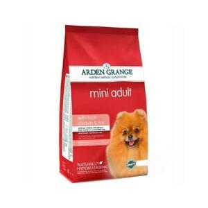 Arden Grange Mini Adult Dog Food - Fresh Chicken & Rice 2 kg
