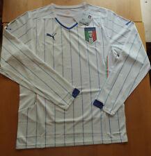 Fußball Trikot Nationalmannschaft ITALIEN ITALIA weiß PUMA Gr. XL Forza Azzurri