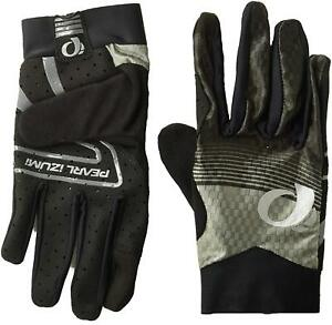 Pearl iZUMi Mens / Womens Pro Aero Cycling Running Full Finger Gloves Size XXL