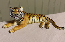 AAA Tiger Rubber Figure Toy Realistic Animal Figures Toys