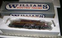 2360 GG1 Pennsylvania RRR Railroad Tuscan 5 Stripe Williams Locomotive Lionel