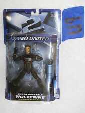 U9_7 Toy Biz Marvel Legends Lot X MEN MOVIE HUGH JACKMAN AS WOLVERINE xmen