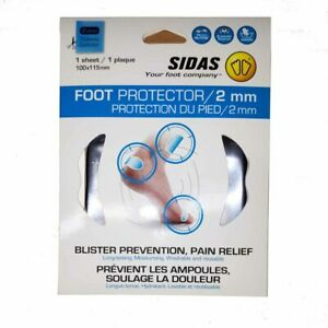 Sidas Silitene 2mm Foot Protector Sheet For Ski Boots