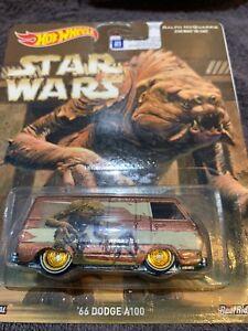 Hot Wheels Dodge A100 Star Wars