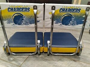 vintage football memorabilia San Diego Chargers Seats **Edit 1 chair sold