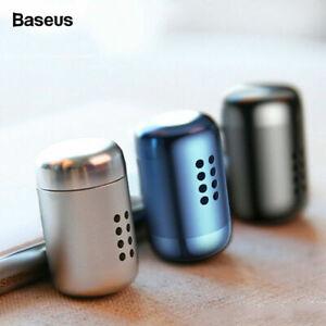 Baseus Fragrance Incense Diffuser Perfume Bar Auto Car Air Vent Freshener Clip
