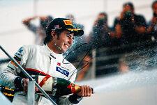 Sergio Perez Hand Signed F1 2012 Sauber-Ferrari Photo 12x8 4.