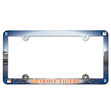 Detroit Tigers License Plate Frame DFB