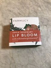 Farmacy - Lip Bloom With Echinacea Greenenvy - Apple Rosemary - 0.25 Oz - Boxed