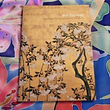 ERIK THOMPSON GALLERY 2007 JAPANESE PAINTINGS AND WORKS OF ART BOOK
