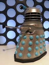 "DOCTOR WHO THE DEAD PLANET SKARO DALEK BLUE SILVER CLASSIC 5"" FIGURE"