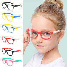 1pc Children Kids Anti Blue Light Blocking Anti-Glare Computer Gaming Glasses