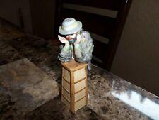 Emmett Kelly Jr Miniature (Why Me) #10004