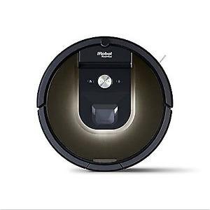 iRobot Roomba 980 Vacuum Cleaning Robot 110v-240v R980020 Brand New