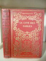 Jeans di Agraives - La Città Delle Sabbia - 1924 - Libraio Gedalge