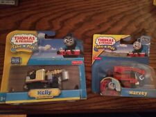 Thomas Take-n-Play Trains Kelly & Harvey NEW in sealed packages!