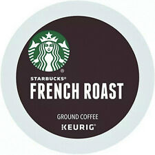 Starbucks French Dark Roast Coffee K-Cup Pods | 88 Count | EXP: 03-2022 | NEW