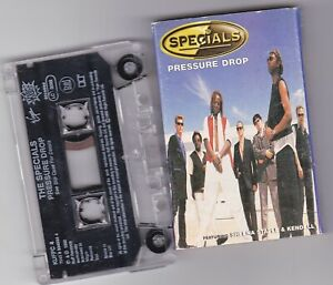 THE SPECIALS - PRESSURE DROP (TOOTs HUBBARD) CASSETTE SINGLE KUFF 4