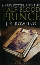 Harry Potter and the Half-Blood Prince (Harry Potter 6)[Adult Edition],J. K. Ro