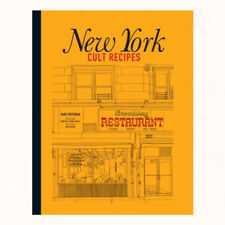 Marc Grossman New York Cult Recipes Food and Drink 9781743369722 Hardcover BRAND