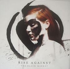 RISE AGAINST - THE BLACK MARKET - LP