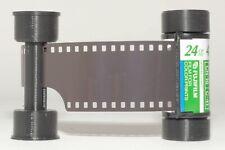 35mm to 120 film adapter - to use 35mm film in medium format cameras