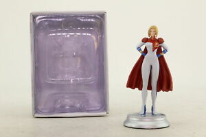 Eaglemoss BFL2611; DC Comics Figurines; Powergirl; Very Good Boxed