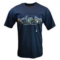 Mens Tee T Shirt S M L XL XXL Trucks American Muscle Car Racing Sleeve Logo NEW