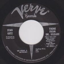 STAN GETZ {60s Jazz} Theme From Dr Kildare / Desafinado ♫HEAR