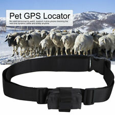Outdoor GPS Trackers Waterproof Anti-lost For Pet Cow Sheep Cattle Rechargeable