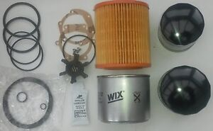 Beta Marine service kit 10 to 25 hp upto 2011 with metal air filter housing