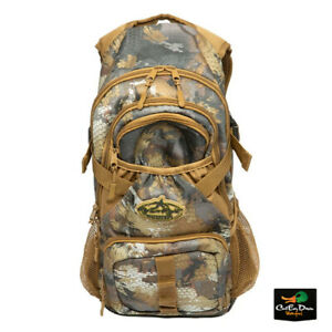 NEW RIG'EM RIGHT WATERFOWL STUMP JUMPER BACK PACK BLIND BAG OPTIFADE TIMBER CMAO