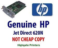Genuine HP JET directo tarjeta 620N J7934A/J7934G Jetdirect impresora de red Ethernet