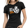 They see me rollin' they hatin' Star Wars Satire Comedy Fun Damen Girlie T-Shirt