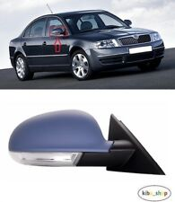 Wing Mirror Glass Aspheric For SKODA SUPERB 2001-2005 TAPE Left Side //1016