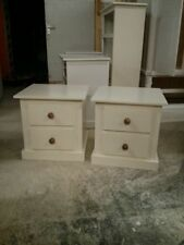 Oak No Assembly Required 45cm-50cm Bedside Tables & Cabinets