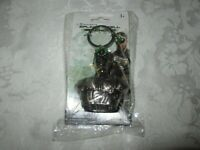 Sons of Anarchy Mezco Rubber Key Chain Keychain Clip Title Logo