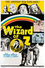 The Wizard Of Oz Happiest Film Ever Made Poster, 24x36