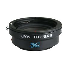 Kipon Adapter Focal Reducer Speedbooster for Canon EOS Lens to Sony E Camera NEX