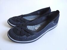 Privo by Clarks Aria Soft Cushion Black Casual Flats Size 9