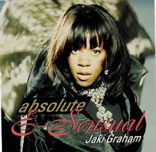 JAKI GRAHAM - Absolute E-Sensual (CD 1995)