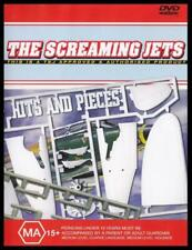 The Screaming Jets - Hits and Pieces DVD PAL Region 4