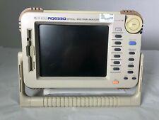 Ando AQ6330, Spectrum Analyzer 1200nm to 1700nm, 90 Day Warranty