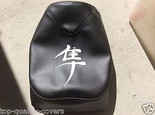 New SEAT COVER white Japanese letter for 2003-2014 Honda Ruckus NPS50 Models