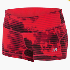 New Balance Hot Pant Shorts! Volcanic Red Size XS