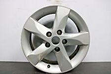 "1x Nissan Note 16"" Nero/Taglio Diamante cerchio in lega ricambio 6.J N-Tec NTEC"