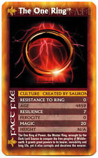 The One Ring - The Lord Of The Rings The Two Towers Top Trumps Card (C526)